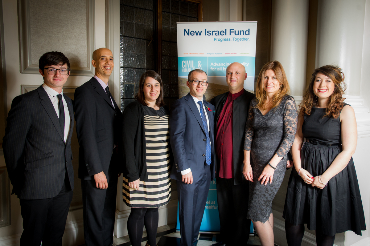 New Israel Fund Awards Dinner