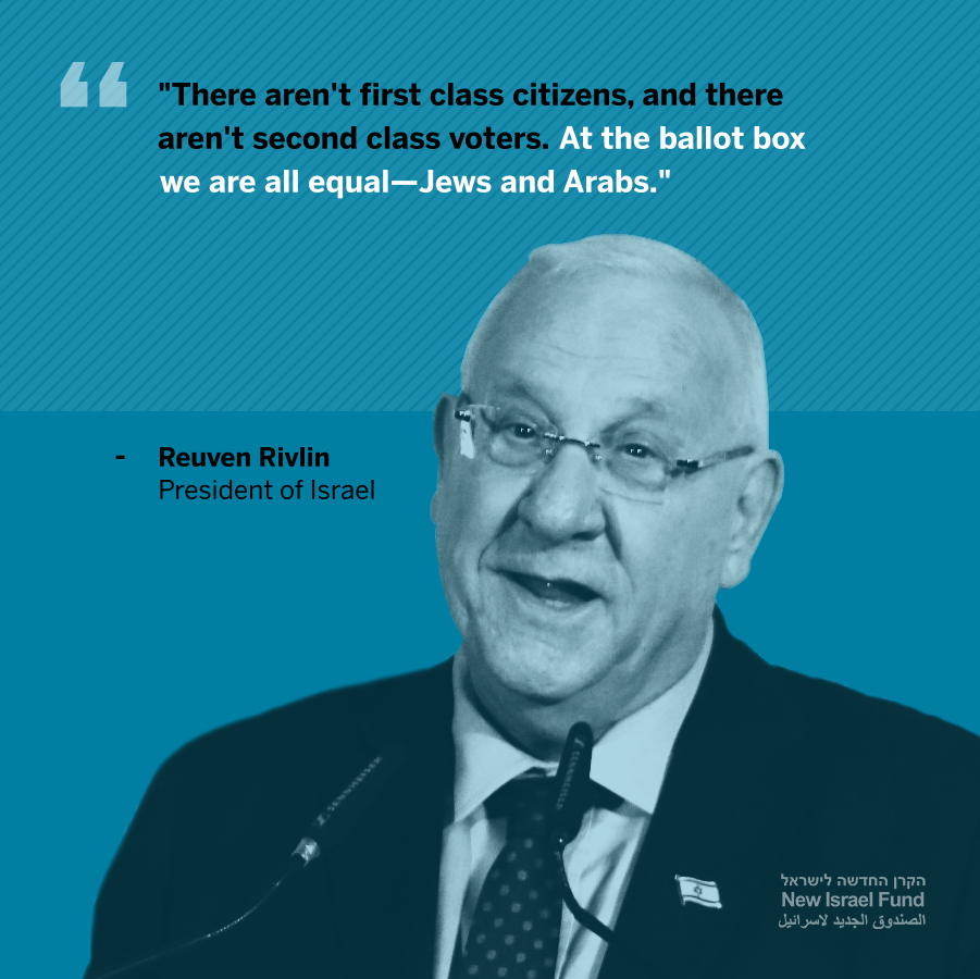 Rivlin for March